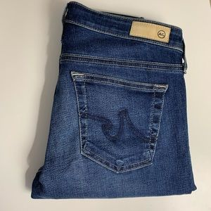 AG Adriano Goldschmied Jeans Size 26 Stilt Roll Up